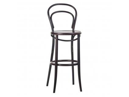 Dřevěná barová židle 14. Na objednávku. Cena na dotaz.
