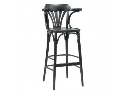 Dřevěná barová židle 135. Na objednávku. Cena na dotaz.