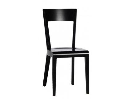 Dřevěná jídelní židle Era. Na objednávku. Cena na dotaz.