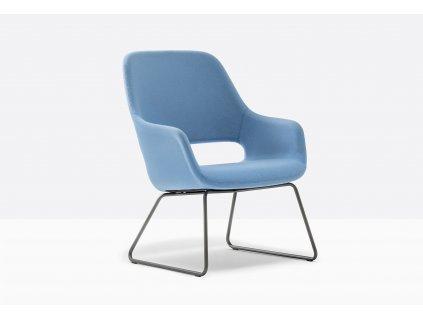 Moderní lounge křeslo Babila comfort 2749