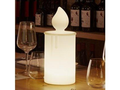 Stolní dekorativní osvětlení Fiammetta 22,5 cm