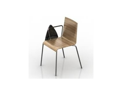 Židle do učebny Casablanca, Na objednávku. Cena na dotaz.