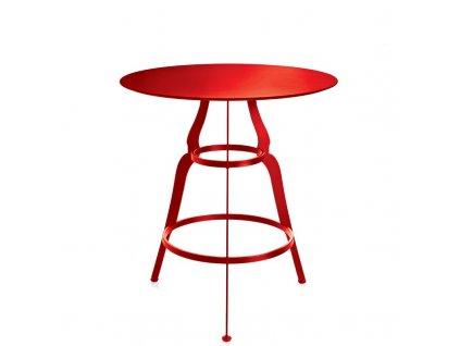 Kovový zajímavý stůl Bistro, Na objednávku. Cena na dotaz.