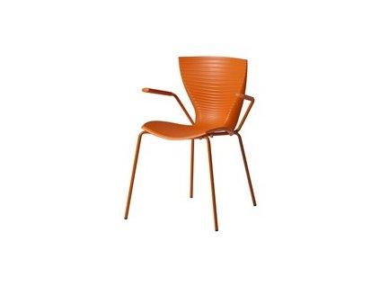 Židle s područkama Gloria Meeting