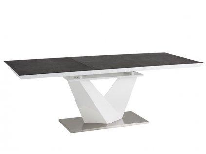 Moderní rozkládací stůl Alaras 120/180x80