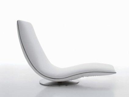 Designové relaxační lehátko Ricciolo