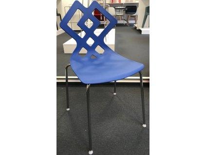 Výprodej! Moderní jídelní židle Zahira 2 kusy