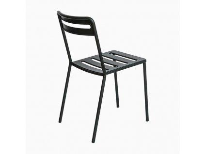 Moderní kovová židle C1.1