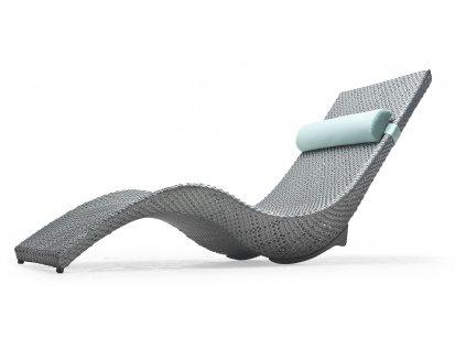 Designové lehátko Mermaid