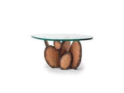 Designový konferenční stolek Gobi 59x85