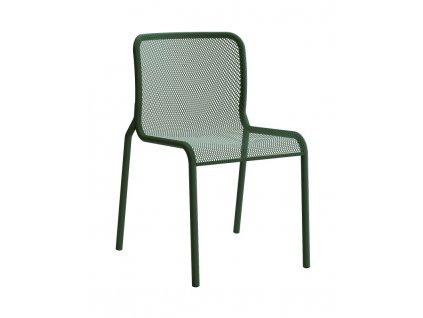 Moderní kovová židle Momo