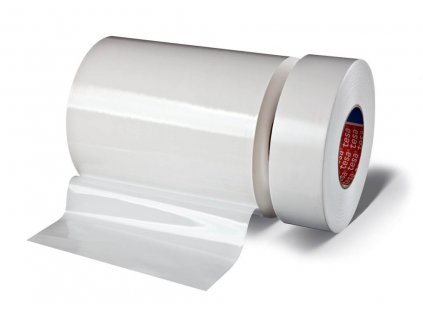 TESA 50535 Ochranná fólie, bílá, návin 200 m