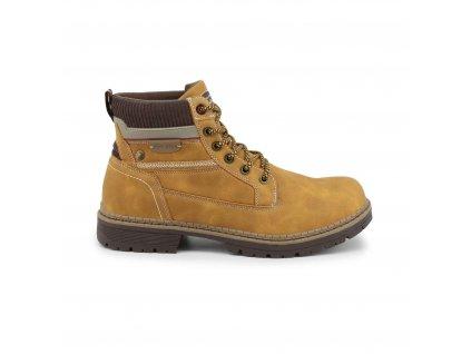 Duca di Morrone pánské zimní boty