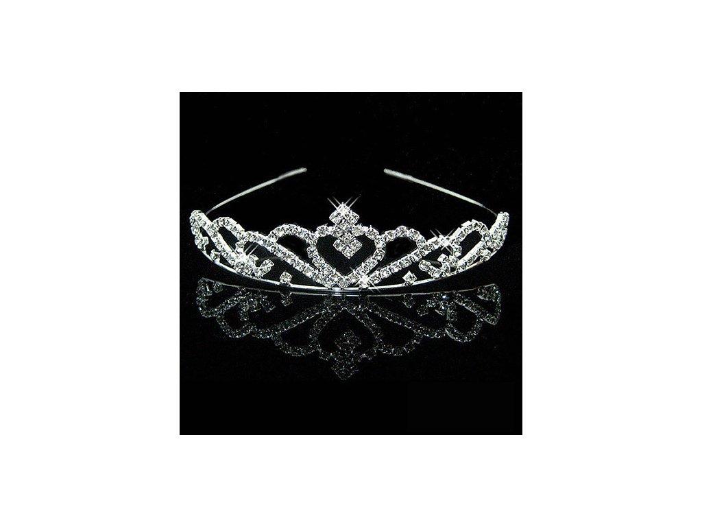 Wedding Bridal Bridesmaid Tiara Crown Headband Heart Girls Love Crystal Rhinestone Jewelry hair Accessories Bride Head.jpg 640x640