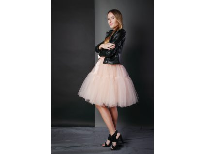 Quality 7 Layers 65cm Maxi Long Tulle Skirt Elegant Pleated Tutu Skirts Womens Vintage Lolita Petticoat.jpg 640x640hvhg