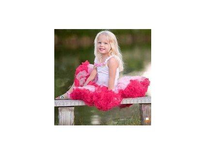 Wholesale baby pink with hot pink girl skirts toddler tutu little girls tutus baby girls pettiskirts baby petticoat skirt.jpg 200x200
