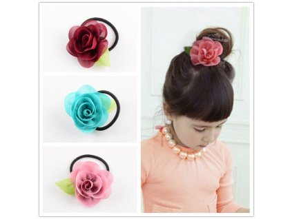 2016 New Arrival Girls Hair Bands With Sweet Flowers 30 Colors 10pcs lot Chiffon Flowers Headbands.jpg 640x640