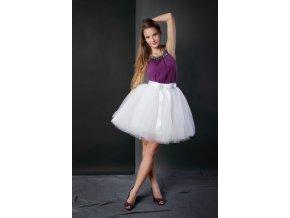 women rolay blue Tulle skirt adult tutu 7 layer tulle skirt bridal shower tutu dance bridesmai.jpg 640x640xnyx