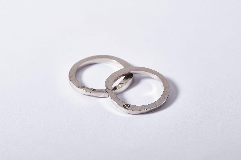 Zásnubní prsten Břidličný otisk