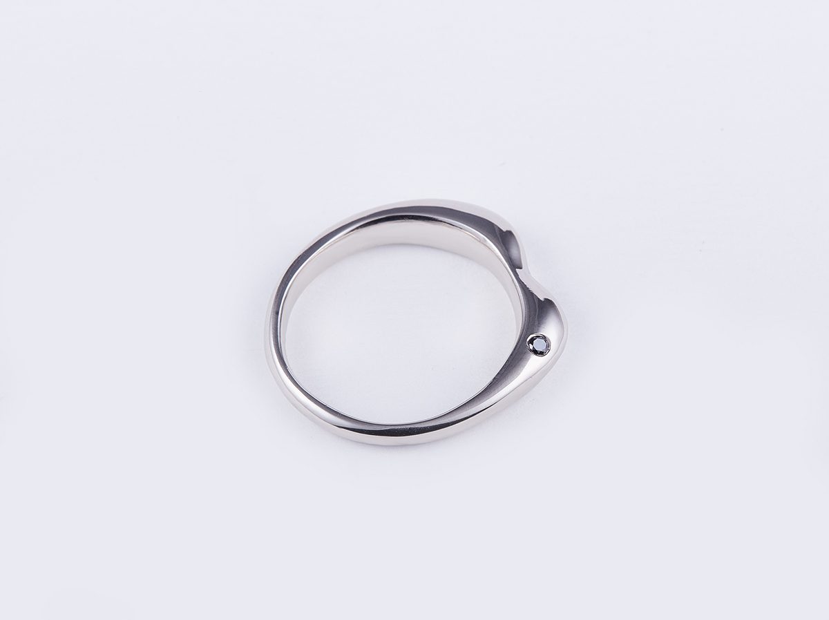 Zásnubní prsten Údolí Ztracenka