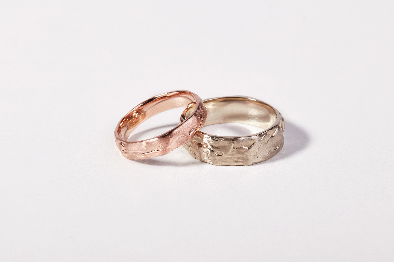 Snubní prsteny Borovice