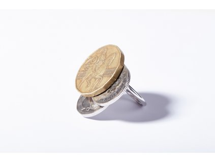 magnetic wallet ring