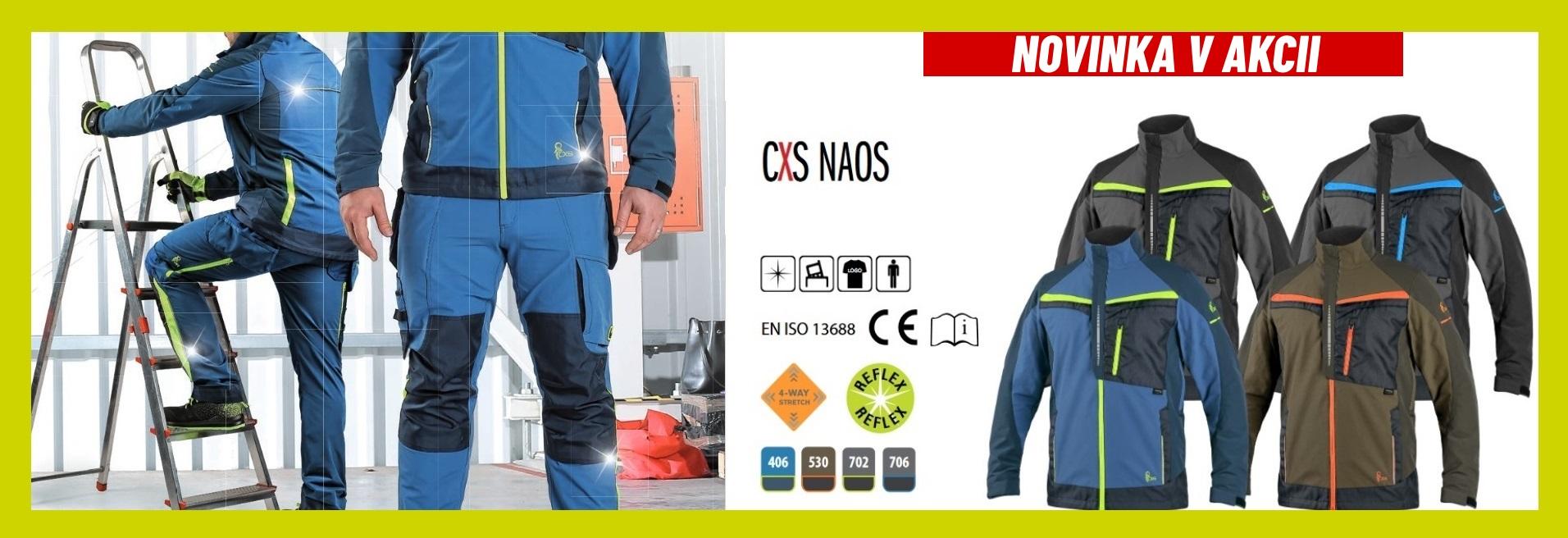 CXS NAOS