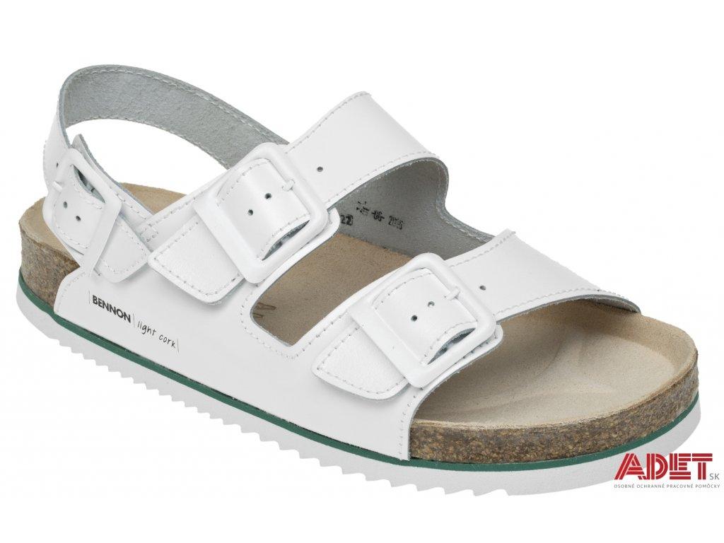 349c72e3e86f Zdravotná obuv BENNON WHITE HORSE Sandal - ADET SK s.r.o.