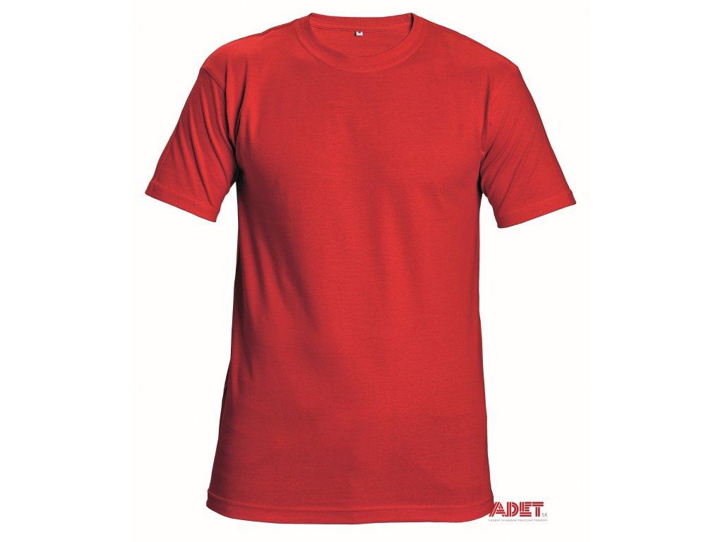 ac13cab20383 Pracovné odevy - tričko s krátkym rukávom GARAI - ČERVA - ADET SK s.r.o.