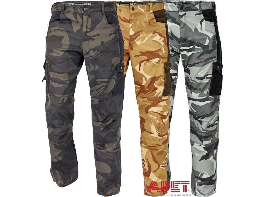 ... Pracovné odevy - maskáčové nohavice CRAMBE CRV - ADET SK s.r.o.  7450fc3b42b09d2 ... 0b5b60b4be7