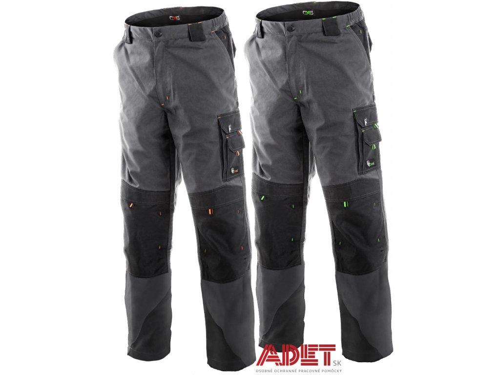 d59f1489e334 Pracovné odevy - montérkové nohavice do pása CXS SIRIUS NIKOLAS ...