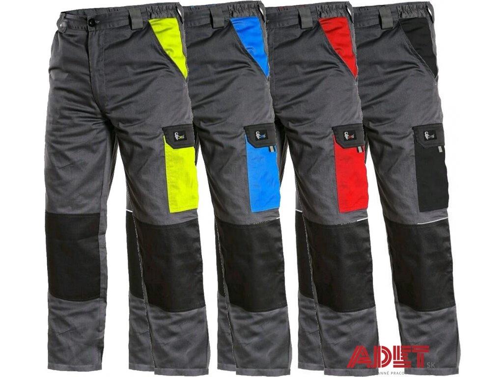 b7667e470da7 Pracovné odevy - montérkové nohavice do pása CXS PHOENIX CEFEUS ...