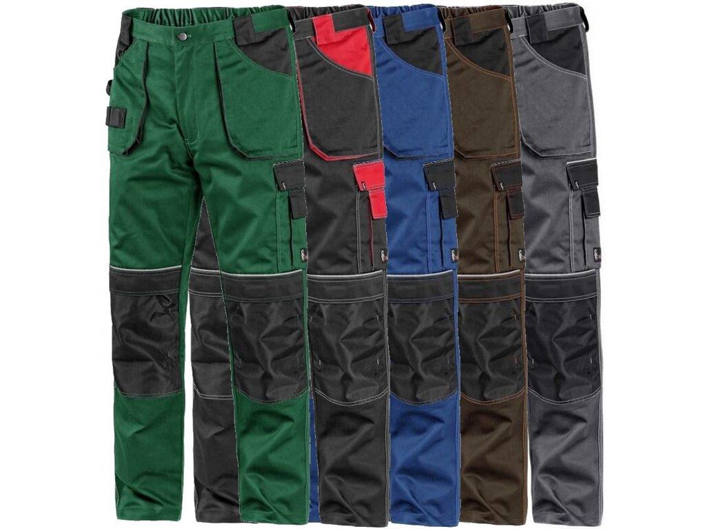 af0b6b107720 Pracovné odevy - montérkové nohavice do pása CXS ORION TEODOR - ADET ...