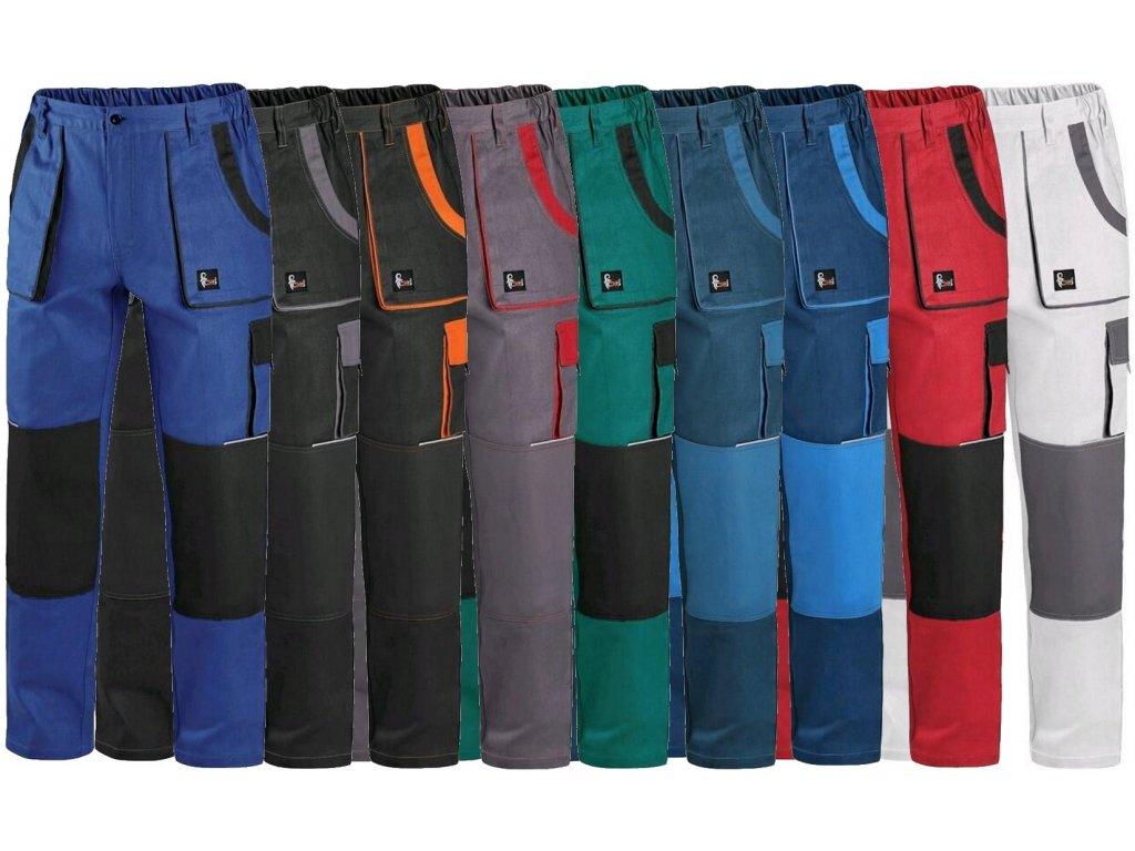 a1330a529733 Pracovné odevy - montérkové nohavice do pása CXS LUX JOZEF - ADET SK ...