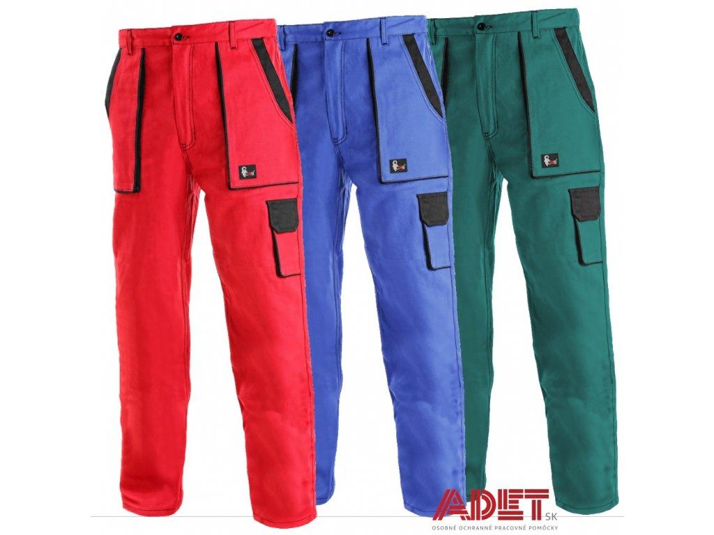 97b070dc4460 Pracovné odevy - dámske montérkové nohavice do pása CXS LUX ELENA ...