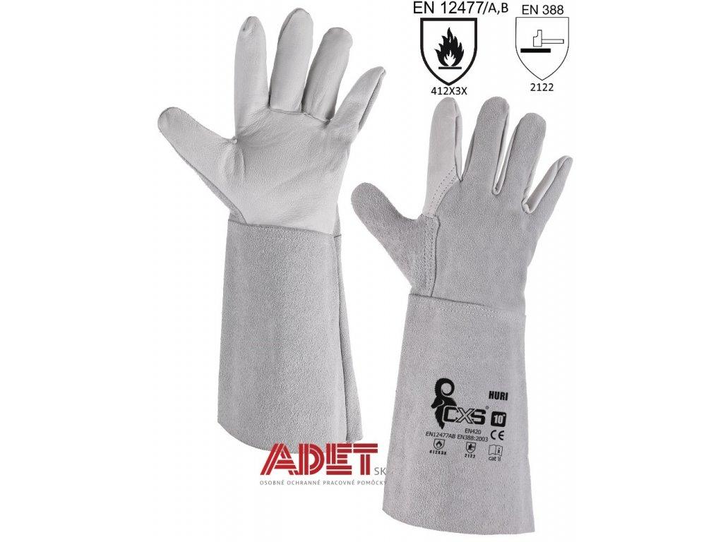 pracovne rukavice zvaracske cxs huri 361000300011