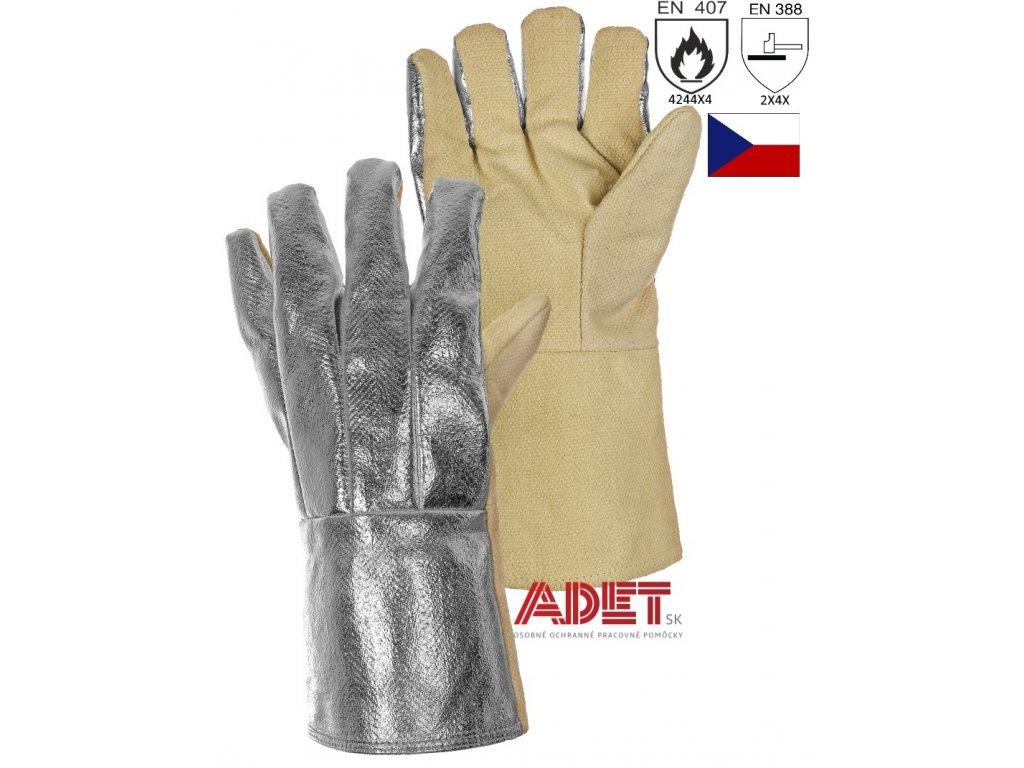 pracovne rukavice mefisto m5 dm tepluodolne 362000371611