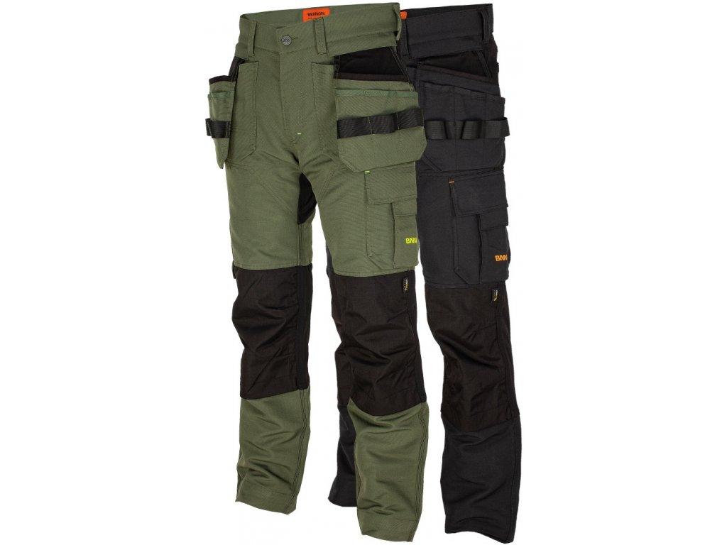 93c22041e Pracovné odevy - strečové montérkové nohavice PROMACHER EREBOS ...