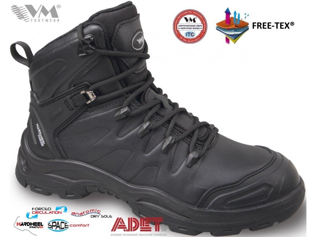 pracovna obuv vm neapol 6470 O2