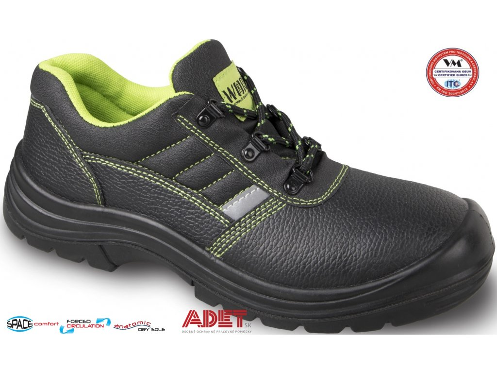 pracovna obuv vm goteborg 3285 o1 s1