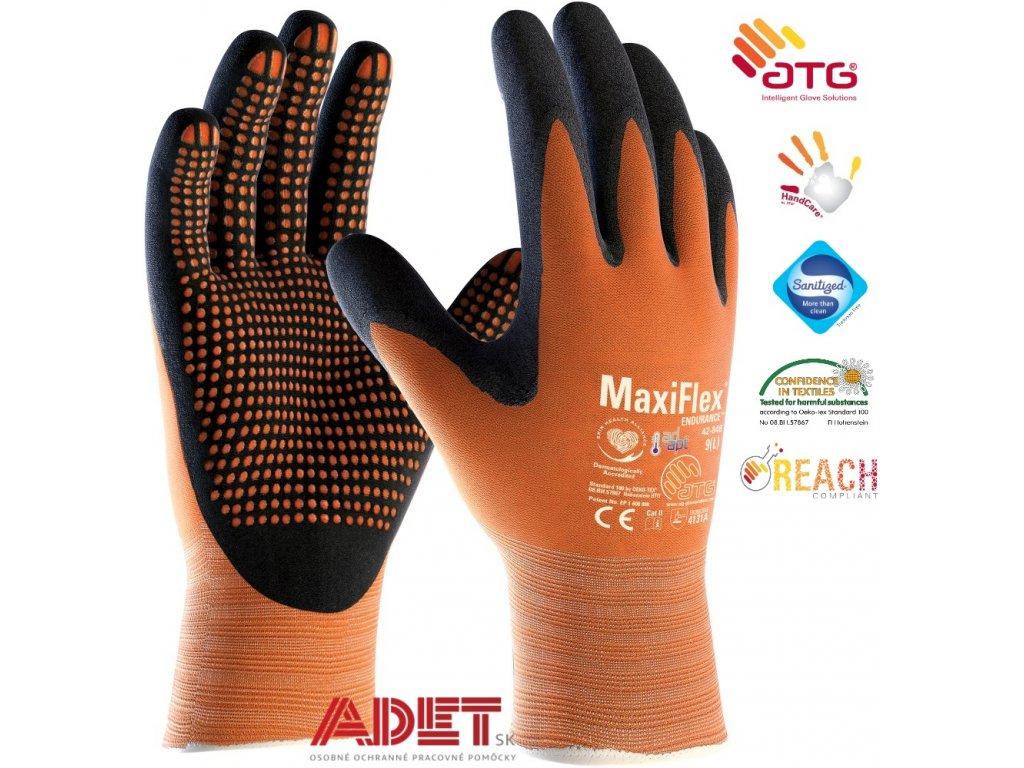 pracovne rukavice maxiflex endurance 42848 a3065