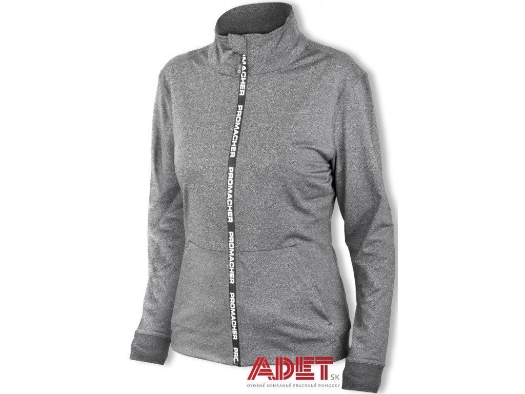 pracovna mikina promacher lady kines sweatshirt p90006 001