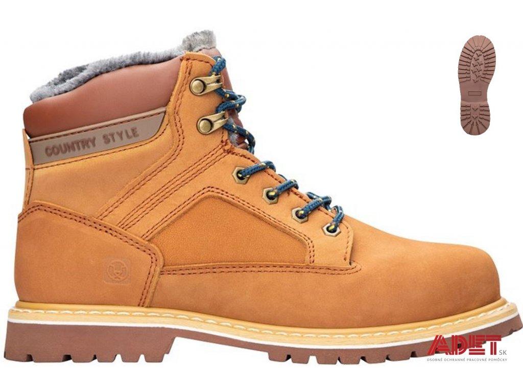 pracovna obuv ardon farm zimna g4017 001