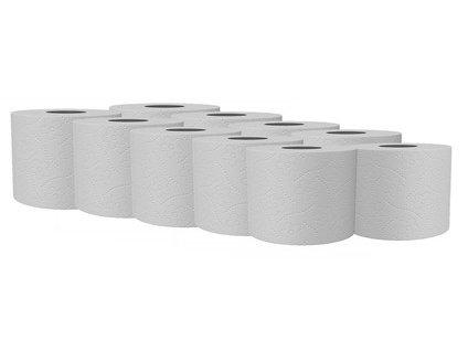 Toaletný papier HARMASAN RECYKLOVANÝ 2-vrstvový, 10ks