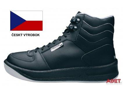 prestige black winter high M96001 60 profile 2 vlajka