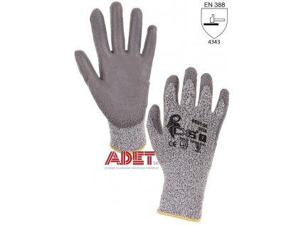 pracovne rukavice cxs cita protiporezove 363000170000