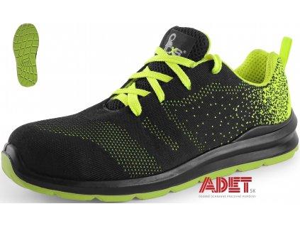 pracovna obuv cxs texline rab s1 212507680800