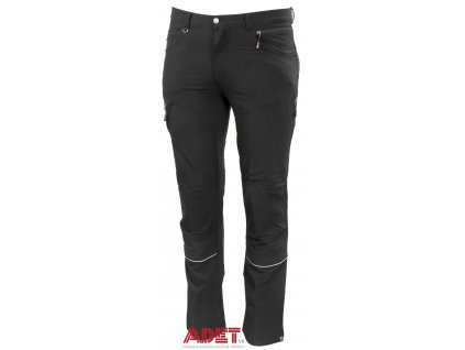pracovne nohavice promacher fobos cierne p81004