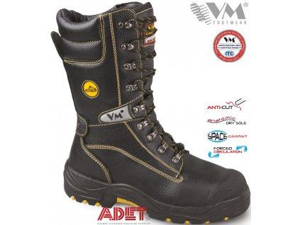 pracovna obuv vm beflast s3 2350