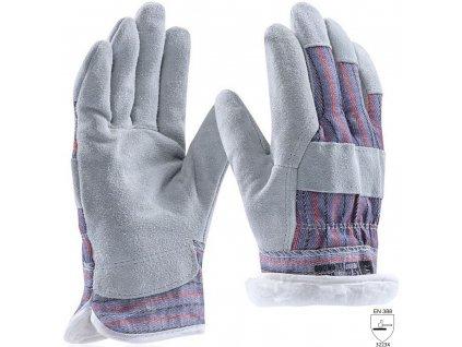pracovne nohavice promacher myron sede p71001